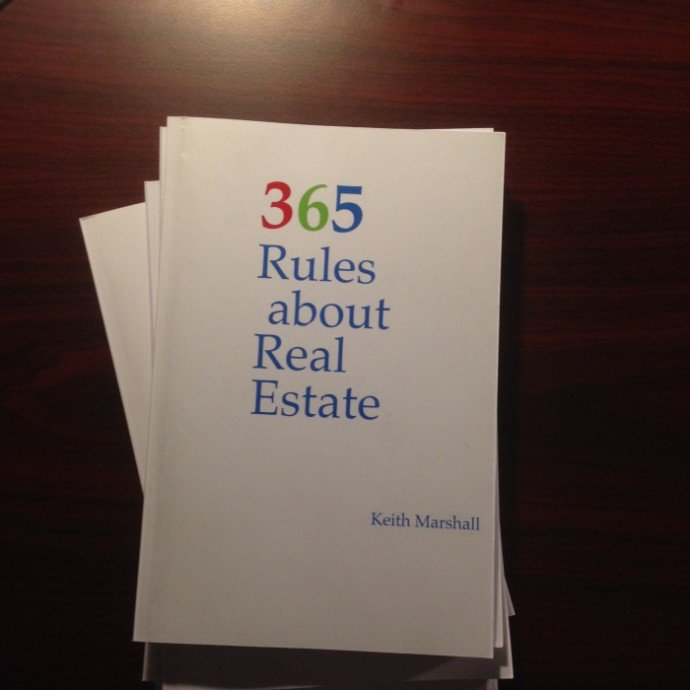 365 Rules about Real Estate