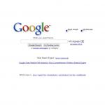 google in 2000