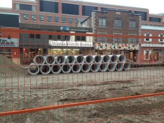 The Marshall report on LRT construction