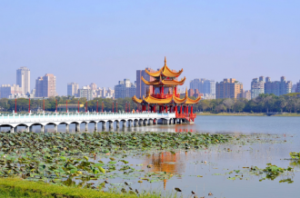 lotus lake - Kaohsiung